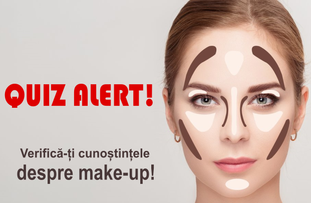 QUIZ! Ești un make-up artist experimentat?